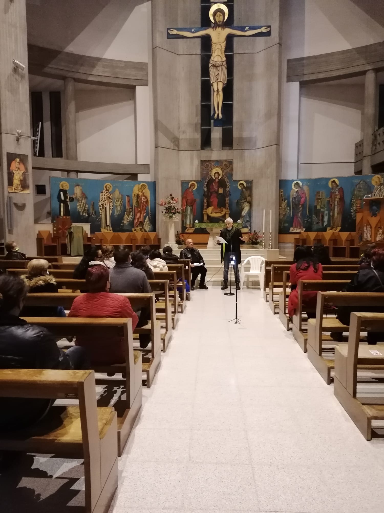 IV Giornata mondiale del povero, a S.Massimiliano Kolbe